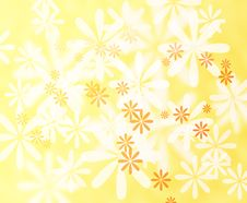 Abstract Colorful Flower Background Royalty Free Stock Photos