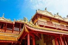 Free Chinese Ritual Building Royalty Free Stock Photos - 14427168