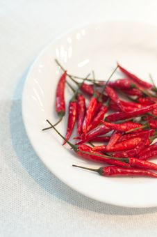 Free Hot Peppers Royalty Free Stock Images - 14427259