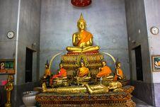 Free Sleeping Buddha Royalty Free Stock Photos - 14427688