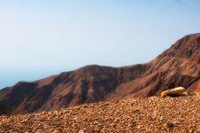 Free Dead Sea Hills Stock Image - 14427741