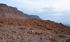 Free Dead Sea Sunrise Stock Photos - 14427763