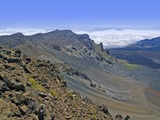 Free Haleakala Volcano Summit Stock Photos - 14427943