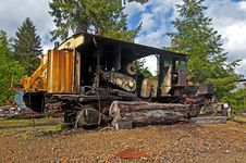 Free Logging Equipment Stock Photos - 14428173