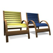 Free Deck Chairs Stock Images - 14428254