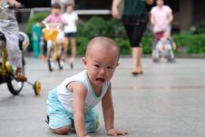Free Crying Asian Baby Royalty Free Stock Photos - 14428728