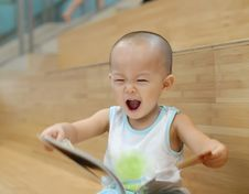 Free Happy Baby Stock Photography - 14428732