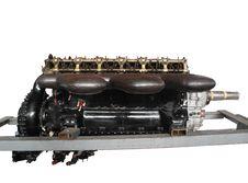 Free Aircraft Engine Kestral-1X Stock Image - 14428891