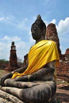 Free Buddha Royalty Free Stock Image - 14428896