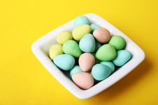 Free Coated Chocolate Candies Stock Photography - 14428962