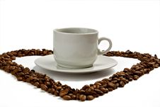 Free A Cup Of Coffee Stock Photos - 14429993