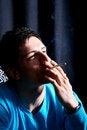 Free Smoking Royalty Free Stock Photos - 14439738