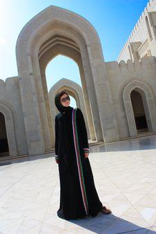 Free Woman In Oman Stock Photos - 14430323