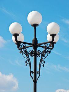 Free Street Light Stock Photography - 14430792