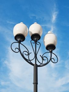 Free Street Light Stock Images - 14430814