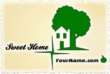 Free Sweet Home Royalty Free Stock Photos - 14431158