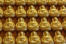 Free Golden Buddha Stock Image - 14431361