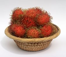 Free Rambutan Stock Photography - 14431442