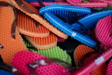 Free Flip-flops Royalty Free Stock Photography - 14431707