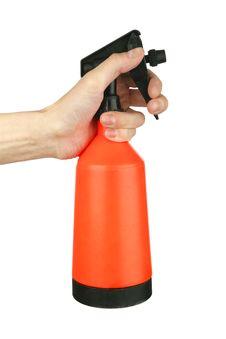 Free Sprayer Close-up Royalty Free Stock Image - 14431766