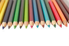 Free Pencils Background Stock Photos - 14432343