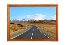 Free Photo Of Mountain Road Royalty Free Stock Photo - 14432595