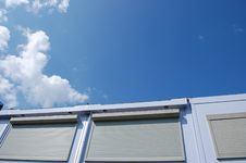 Free Covered Windows Stock Photography - 14432692
