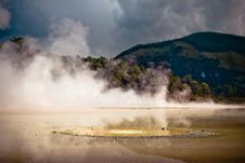 Free Wai-o-Tapu, Rotorua Volcanic Zone Stock Photos - 14434433