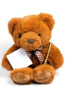 Free Teddy Royalty Free Stock Photography - 14434437