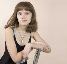 Free Teenage Girl Royalty Free Stock Photo - 14434585