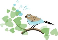 Free Birdsong Royalty Free Stock Image - 14434886