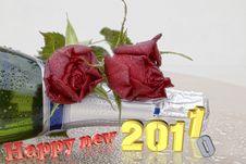 Free Happy New Year Royalty Free Stock Photos - 14435408