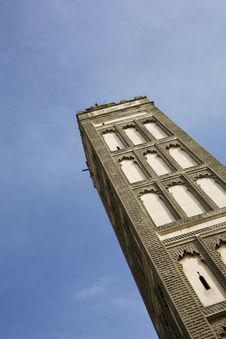 Tower Minaret In Meknes Stock Photography