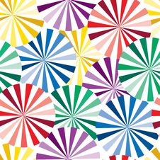 Free Seamless Vivid Pattern Royalty Free Stock Image - 14437756