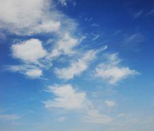 Free Blue Sky Stock Photo - 14437950