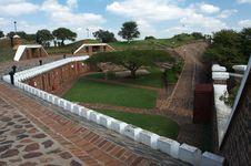 Fort Schanskop Stock Image