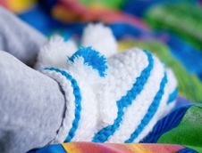 Free Children Socks Stock Photo - 14439170
