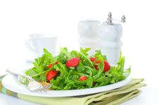 Free Summer Salad Stock Images - 14439214