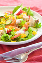 Free Vegetables Salad Stock Photos - 14446743