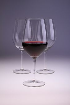 Free Wine Glass Royalty Free Stock Photo - 14440315