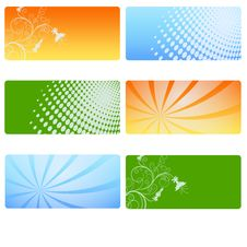 Free Business Cards Royalty Free Stock Photos - 14440808
