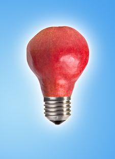 Free Pear Bulb Stock Photo - 14441610