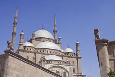 Free Minaret And Domes Stock Photography - 14442722