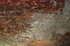 Free Brick Wall Stock Photography - 14444112
