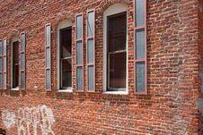 Free Brick Wall 2 Stock Photos - 14444113