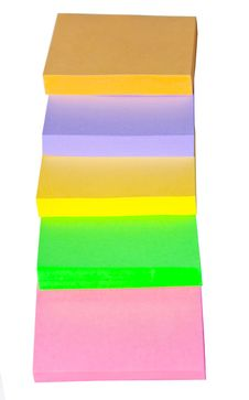 Free Colour Pile Of Papers Stock Photos - 14444623
