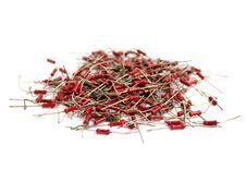 Free Resistance Resistors Stock Photography - 14444792