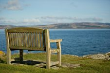 Free Bench Stock Photography - 14445472