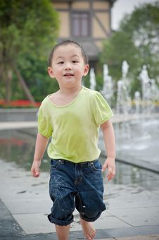 Free Boy Stock Photography - 14446362