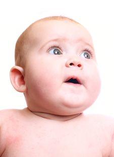 Free Happy Newborn Stock Image - 14446541